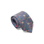 Authentic Second Hand Hermès Floral Butterfly Tie (PSS-067-00171) - Thumbnail 3