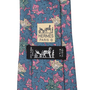 Authentic Second Hand Hermès Floral Butterfly Tie (PSS-067-00171) - Thumbnail 2