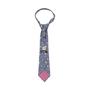 Authentic Second Hand Hermès Floral Butterfly Tie (PSS-067-00171) - Thumbnail 1