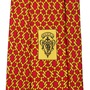Authentic Second Hand Gucci Chain Pattern Tie (PSS-067-00172) - Thumbnail 4