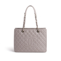 Authentic Second Hand Chanel Grand Shopping Tote (PSS-983-00005) - Thumbnail 0