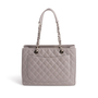 Authentic Second Hand Chanel Grand Shopping Tote (PSS-983-00005) - Thumbnail 2