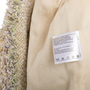 Authentic Second Hand Chanel Contrast Tweed Cropped Jacket (PSS-983-00001) - Thumbnail 4