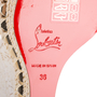 Authentic Second Hand Christian Louboutin Cataclou Embellished Wedge Sandals (PSS-985-00015) - Thumbnail 6