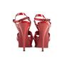 Authentic Second Hand Yves Saint Laurent Patent Tribute Sandals (PSS-985-00018) - Thumbnail 2
