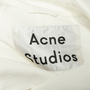 Authentic Second Hand Acne Studios Amarris Twill Trench Coat (PSS-356-00070) - Thumbnail 2