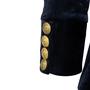 Authentic Second Hand Pierre Balmain Velvet Military Jacket (PSS-356-00072) - Thumbnail 2