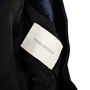 Authentic Second Hand Pierre Balmain Velvet Military Jacket (PSS-356-00072) - Thumbnail 3