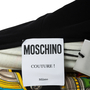 Authentic Second Hand Moschino Casino Printed Hoodie (PSS-356-00082) - Thumbnail 2