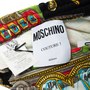 Authentic Second Hand Moschino Casino Printed Track Pants (PSS-356-00083) - Thumbnail 3