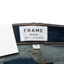 Authentic Second Hand Frame Le Skinny de Jeanne Crop Jeans (PSS-356-00096) - Thumbnail 3