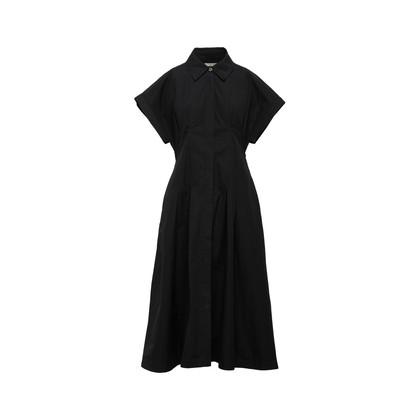 Authentic Second Hand Three Graces Alette Cut Out Dress (PSS-356-00150)