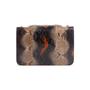 Authentic Second Hand Gucci Python GG Shoulder Bag (PSS-831-00011) - Thumbnail 2