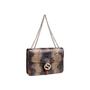Authentic Second Hand Gucci Python GG Shoulder Bag (PSS-831-00011) - Thumbnail 4