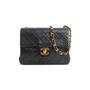 Authentic Vintage Chanel Vintage Mini Flap Bag (PSS-979-00001) - Thumbnail 0