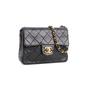 Authentic Vintage Chanel Vintage Mini Flap Bag (PSS-979-00001) - Thumbnail 1