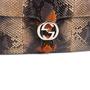 Authentic Second Hand Gucci Python GG Shoulder Bag (PSS-831-00011) - Thumbnail 5