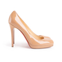 Authentic Second Hand Christian Louboutin Neofilo Patent Pumps (PSS-989-00004) - Thumbnail 1