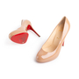 Authentic Second Hand Christian Louboutin Neofilo Patent Pumps (PSS-989-00004) - Thumbnail 4