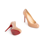Authentic Second Hand Christian Louboutin Neofilo Patent Pumps (PSS-989-00004) - Thumbnail 5