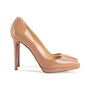 Authentic Second Hand Christian Louboutin Pigalle Plato Pumps (PSS-989-00009) - Thumbnail 1