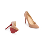 Authentic Second Hand Christian Louboutin Pigalle Plato Pumps (PSS-989-00009) - Thumbnail 5