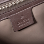 Authentic Second Hand Gucci Python GG Shoulder Bag (PSS-831-00011) - Thumbnail 7
