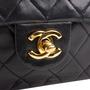 Authentic Vintage Chanel Vintage Mini Flap Bag (PSS-979-00001) - Thumbnail 5