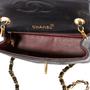 Authentic Vintage Chanel Vintage Mini Flap Bag (PSS-979-00001) - Thumbnail 6