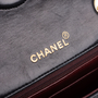 Authentic Vintage Chanel Vintage Mini Flap Bag (PSS-979-00001) - Thumbnail 7