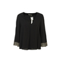 Authentic Second Hand Alice + Olivia Crystal Sleeve Blouse (PSS-356-00130) - Thumbnail 0