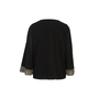 Authentic Second Hand Alice + Olivia Crystal Sleeve Blouse (PSS-356-00130) - Thumbnail 1