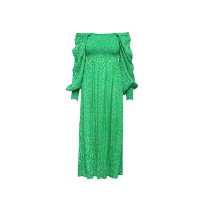 Authentic Second Hand Rixo Marie Midi Dress (PSS-356-00139)
