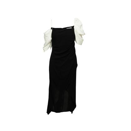 Authentic Second Hand Rejina Pyo Layla Cold Shoulder Dress (PSS-356-00140)