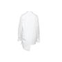 Authentic Second Hand Ann Demeulemeester Asymmetric Cotton Shirt (PSS-356-00144) - Thumbnail 1