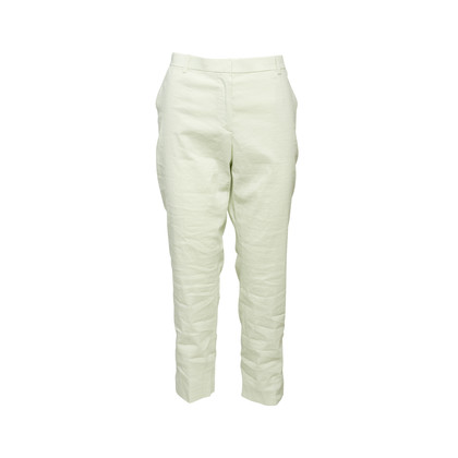 Authentic Second Hand Theory Eco Crunch Linen Blend Pants (PSS-356-00104)