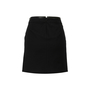 Authentic Second Hand Gucci Leather-Trimmed Skirt (PSS-984-00008) - Thumbnail 1