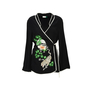 Authentic Second Hand Rixo Blossom Wrap Embroidered Blouse (PSS-356-00115) - Thumbnail 0