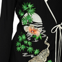 Authentic Second Hand Rixo Blossom Wrap Embroidered Blouse (PSS-356-00115) - Thumbnail 3