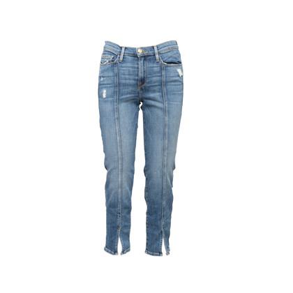 Authentic Second Hand Frame Le Nouveau Straight Jeans (PSS-988-00020)