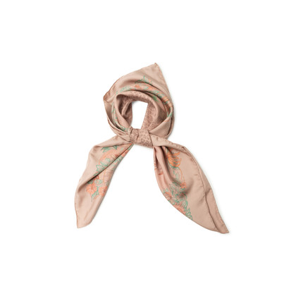 Authentic Second Hand Hermès Jungle Love Scarf (PSS-991-00008)