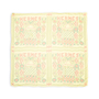 Authentic Second Hand Hermès Kelly En Perles Twill Scarf (PSS-991-00012) - Thumbnail 1