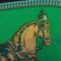 Authentic Second Hand Hermès Triangle Silk Jersey Scarf (PSS-991-00015) - Thumbnail 4