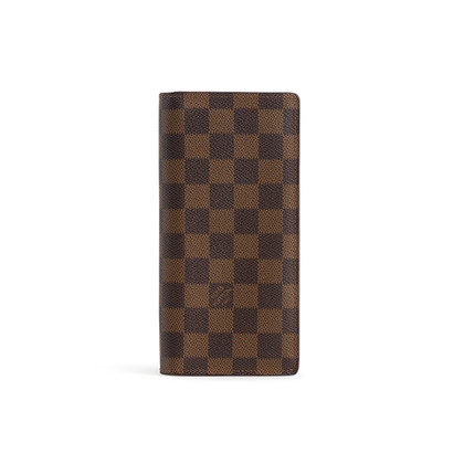 Authentic Second Hand Louis Vuitton Brazza Long Wallet (PSS-991-00016)