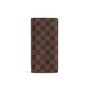 Authentic Second Hand Louis Vuitton Brazza Long Wallet (PSS-991-00016) - Thumbnail 0