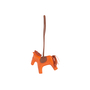 Authentic Second Hand Hermès Milo Lambskin Grigri Rodeo Horse MM (PSS-991-00006) - Thumbnail 1