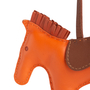 Authentic Second Hand Hermès Milo Lambskin Grigri Rodeo Horse MM (PSS-991-00006) - Thumbnail 2
