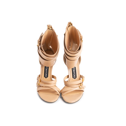 Authentic Second Hand Tom Ford Gladiator Sandals (PSS-074-00288)