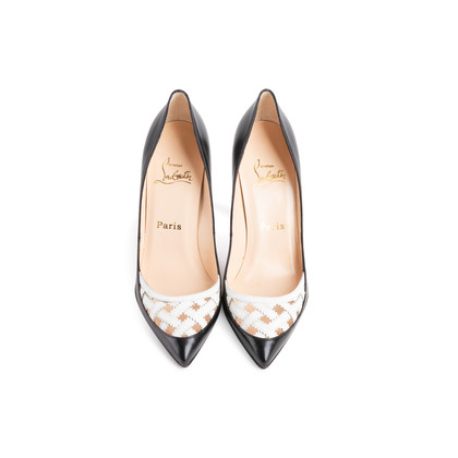 Authentic Second Hand Christian Louboutin Pigalle Finzi Pumps (PSS-074-00294)
