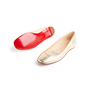 Authentic Second Hand Christian Louboutin Ballerina 872 Flats (PSS-074-00295) - Thumbnail 4